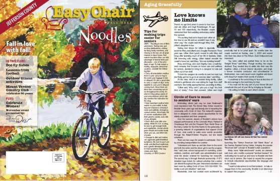 Easy Chair Magazine 2004